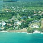 Sosua Ocean Village from above