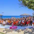 CARNIVAL CRUISES PARTYING IN SOSUA OCEAN VILLAGE
