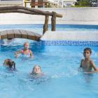 Swimming pools at Laguna SOV