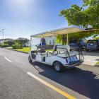 Golf-carts - Segways - Bicycles rentals