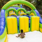Ready, set, play! Let the inflatable fun begin!