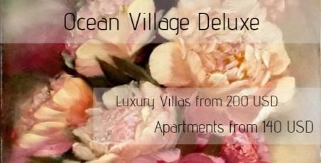 Mother`s Day in Ocean Village Deluxe!