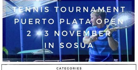 Puerto Plata Open Tennis Tournament