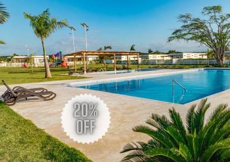 Take advantage of the rentals offer at Sosua Ocean Village and Ocean Village Deluxe!