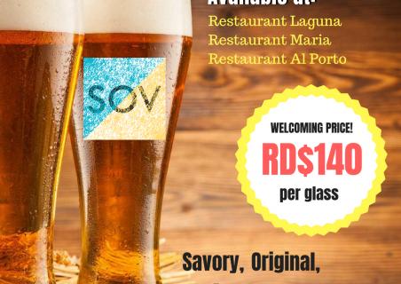 Крафтовое пиво SOV !