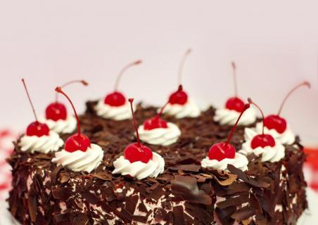 New desserts menu