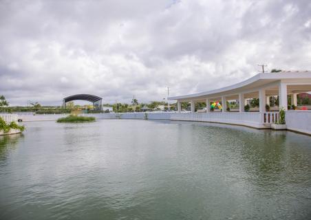 Fishing experience at Laguna SOV is temporarily closed.