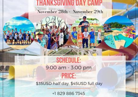 Thanksgiving Tennis Camp