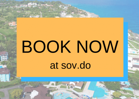 Book online at www.sov.do!