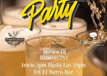 Pool Party at Barco Bar