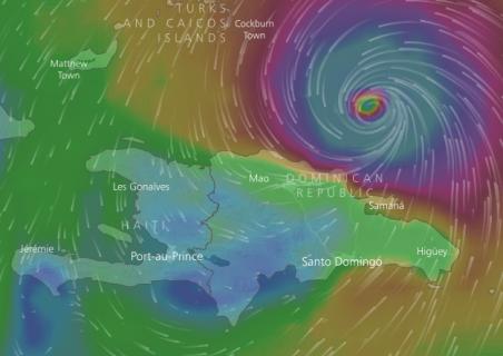 Ураган Мария!