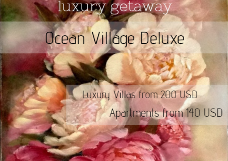 Mother`s Day in Ocean Village Deluxe!