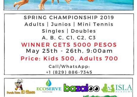 Spring Championship at International Tennis Center