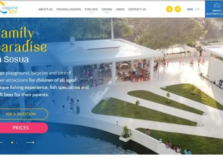 Laguna SOV now has a website