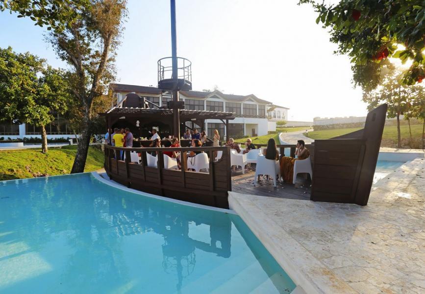 Bar El Barco at Sosua Ocean Village